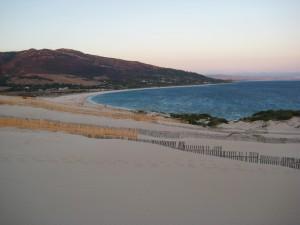 Valdevaqueros playa