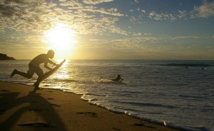 Surf trip Mexico