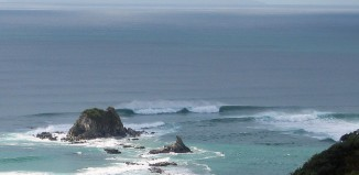 Mangawhai Bar surf