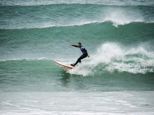 Gales Cornwall surf