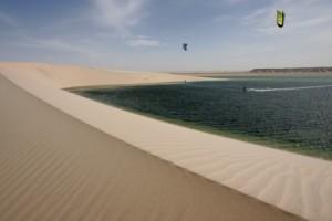 Dakhla duna blanca spot - Kitesurf & windsurf
