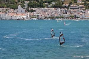 Port de la selva windsurf kitesurf
