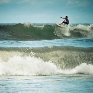 Panamá surf rider